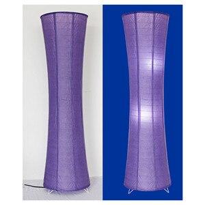 Image 4 - Фумат Современные Напольные лампы для спальни бумажная лампа для пола Lamparas de pie гостиная настольная лампа LED торшер Лофт