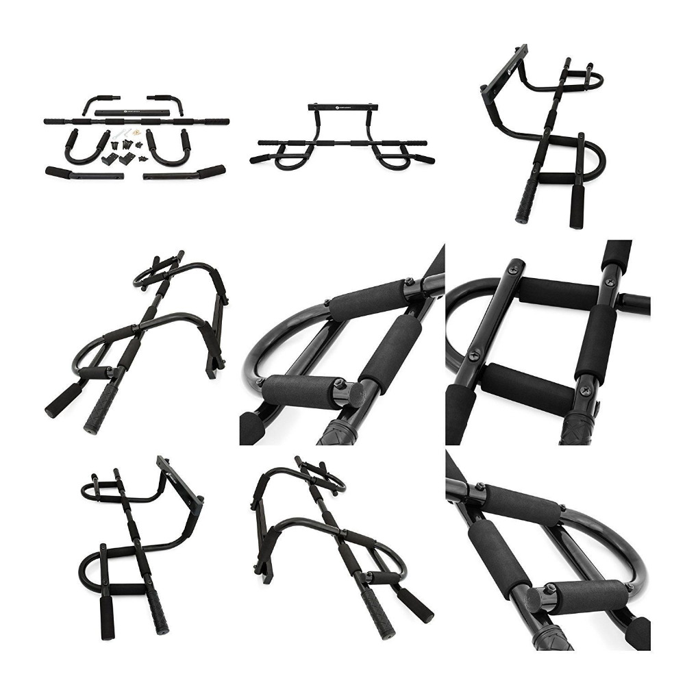 Multi Functional Pull Up Bar Easy To Install Suitable For Power Exercise At Home 2