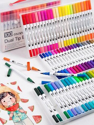 canetas para criancas e artista marcador da india b 6