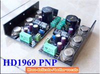 Hood 1969 Class A Amplifier Audio HiFi Power amp Assembled Board PNP Version