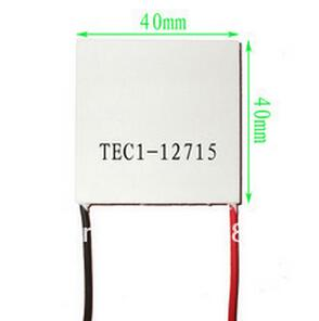 Free Shipping 10pcs/lot TEC1-12715 Thermoelectric Cooler Peltier 40*40*3.3