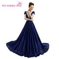 women long red formal size 18 evening dinner party dresses elegant red wine gown 2017 robes de soiree longue dress fushia W2841
