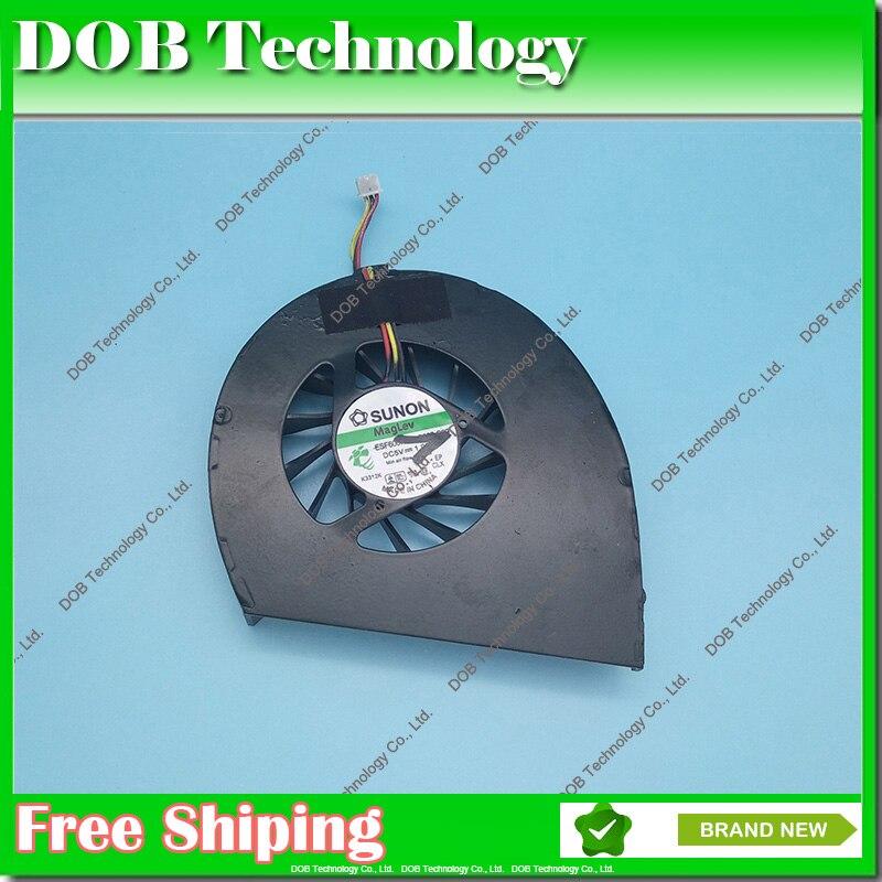 De refroidissement pour ordinateur portable ventilateur cpu pour Dell Vostro 3700 V3700 DFS531005MC0T MF60120V1-Q000-G99 VENTILATEUR