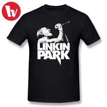 Chester Bennington T Shirt Men Print Male 5xl 6xl Printed Shirts