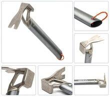 Сверхлегкий молоток для палатки алюминиевые гвозди аксессуары