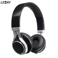 Big Promotion Foldable Headphones Stereo Surround 3 5mm Headband Headset Earbuds For Samsung For HTC Earphones