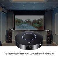 Q1 OTA HDMI TV Stick Smart TV Dongle HD 1080 P Video empfänger Displayer DLNA Airplay Miracast av-ausgang unterstützung iOS 8 Android 4,4