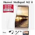 Для Huawei M2-803L силикагель набор силикагель набор М2 M2-801W 8 дюйм(ов) tablet случаях силиконовые оболочки Мягкого Кремния Крышка случае