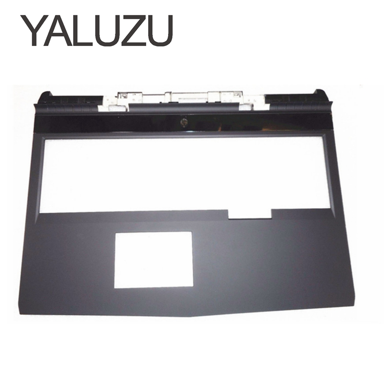 YALUZU New laptop Upper Case C Cover For DELL Alienware 17 R4 Palmrest SHELL 08G7X7 8g7x7 for dell xps 12 9q23 brand new palmrest c shell dp n 0yhkxx