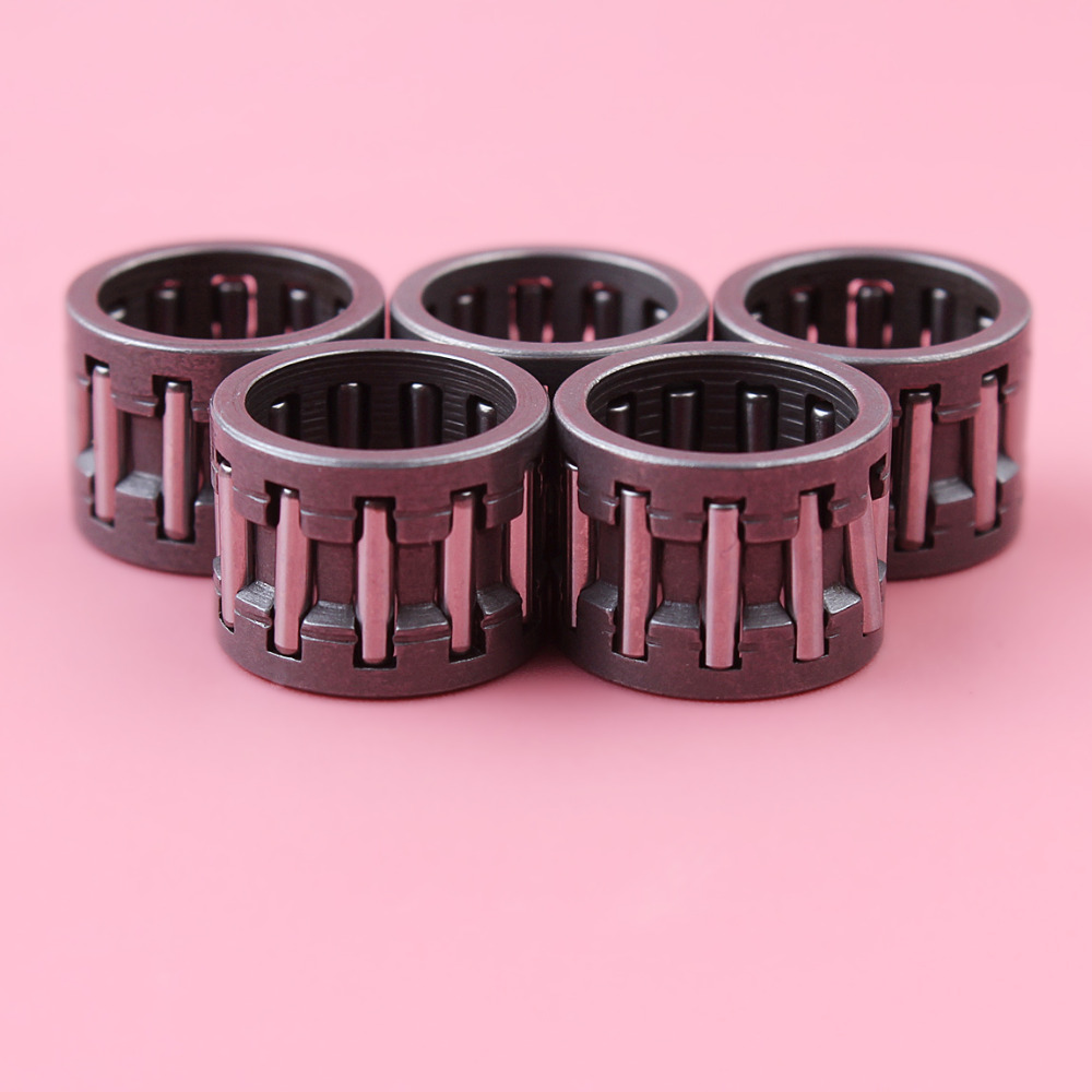 5pcs Clutch Sprocket Needle Cage Bearing Kit For Stihl MS180 MS170 018 017 MS 180 170 Chainsaw Replacement Part 9512 933 2260