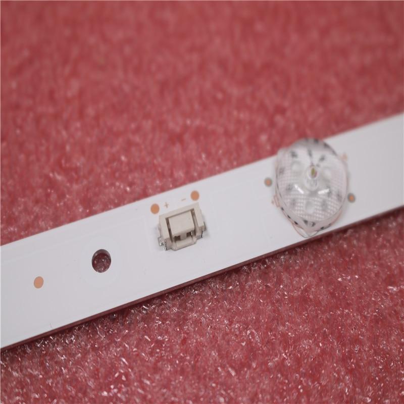 New 10 PCS/lot 7LED(3V) LED Backlight Strip For SLE 3258TCS CRH-A323030020759PREV1.1 GDL320HY HV320WHB-N81 E348124