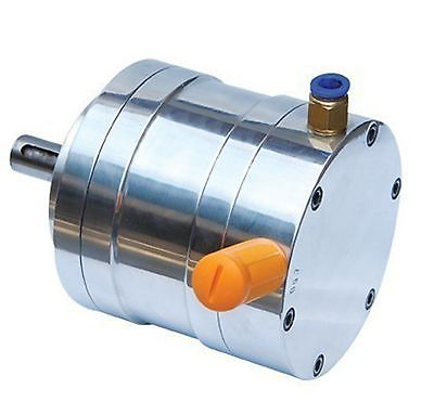 Kit Engineering Pneumatic Air Driven Mixer Motor 0.6HP 1400RPM 16mm OD shaft driven to distraction