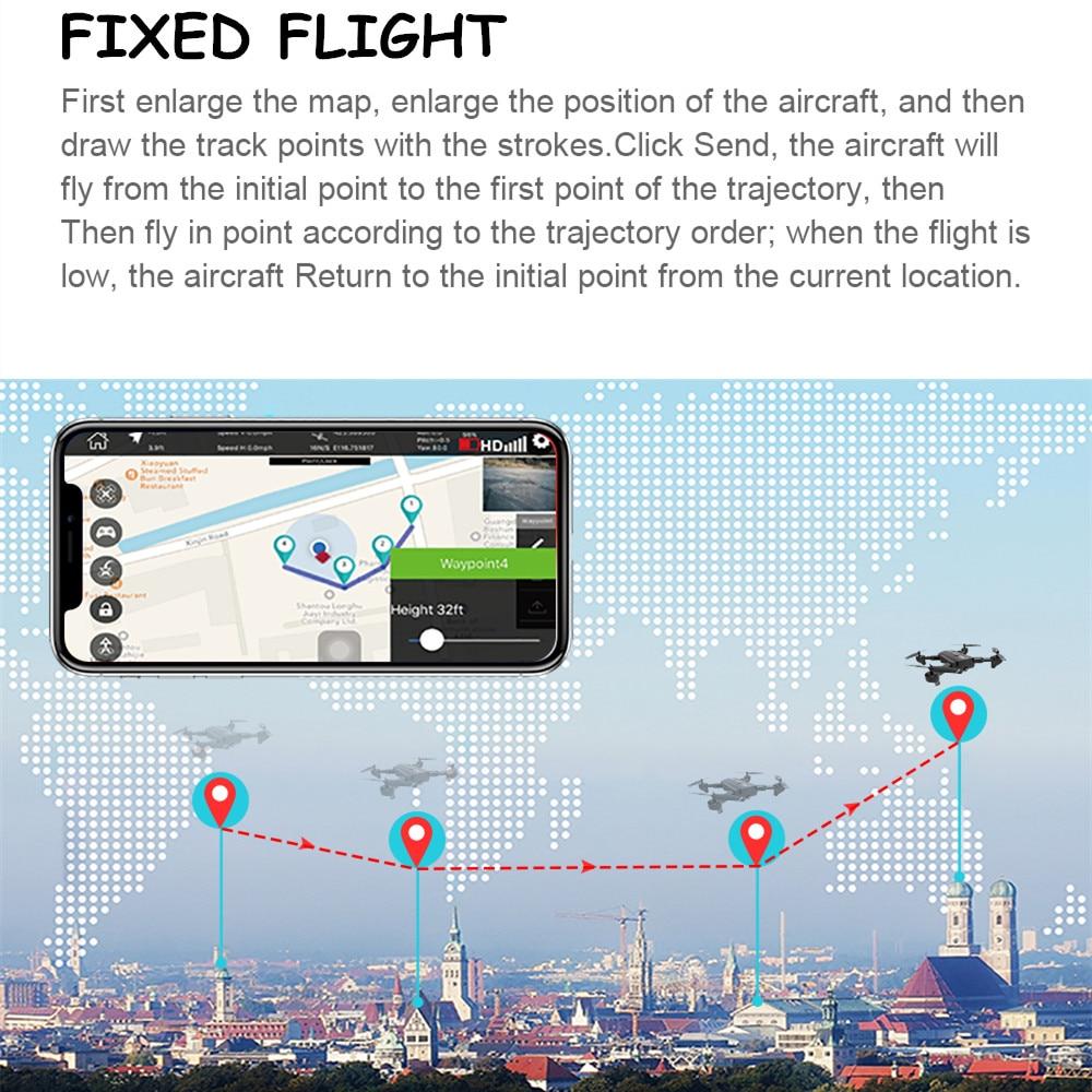 SG900 S SG900S GPS Faltbare Profissional Drohne mit Kamera 1080P HD Selfie WiFi FPV Weitwinkel RC Quadcopter Hubschrauber Spielzeug f11 - 5