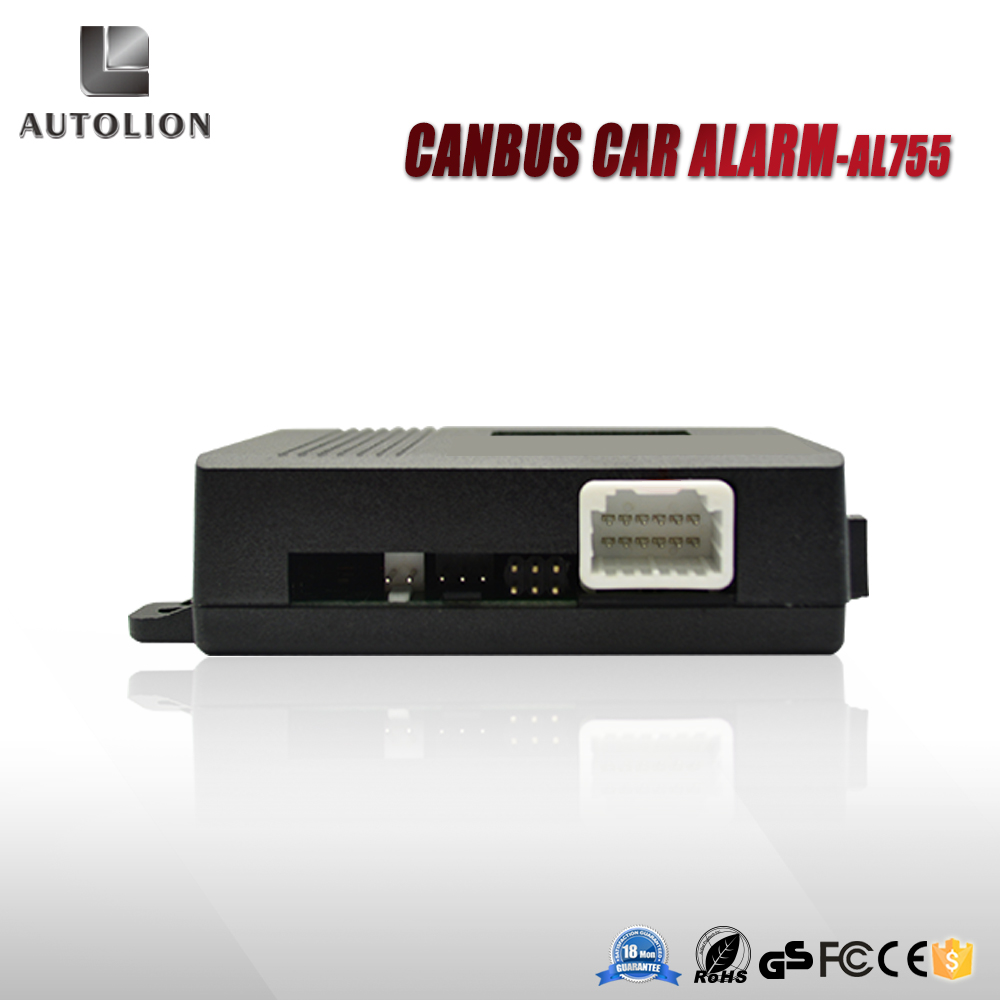 Car Alarm Canbus Mode Easy Install One Way Security For How To Alarms Camry In Tire Pressure From Automobiles Motorcycles On Alibaba
