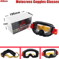 Motocross Goggles Glasses Cross Country Ski Snowboard ATV Mask Oculos Gafas Motocross Motorcycle Helmet Dirt Bike MX Goggles