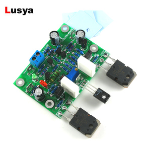 Image 3 - New 2PC NAIM NAP250 MOD Stereo Audio Amplifier Board Amplificador audio 80W DIY Kits/finished DC15V 40V A5 013