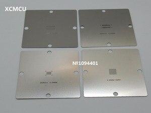 Image 1 - 12pcs * 90*90 DDR1 DDR2 DDR3 DDR4 DDR5 BGA סטנסיל תבנית