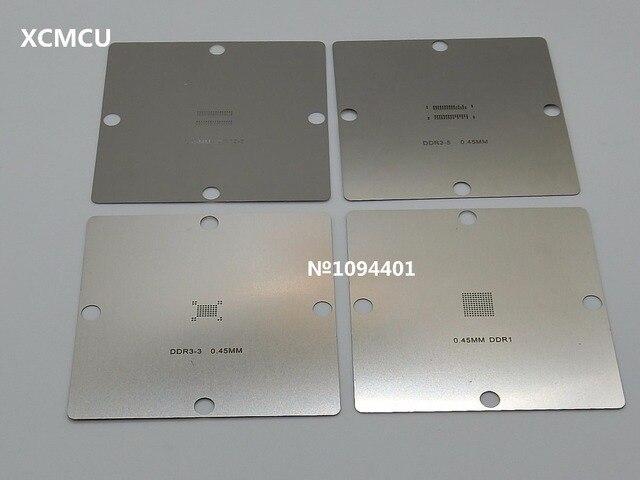 12pcs * 90*90 DDR1 DDR2 DDR3 DDR4 DDR5 BGA סטנסיל תבנית