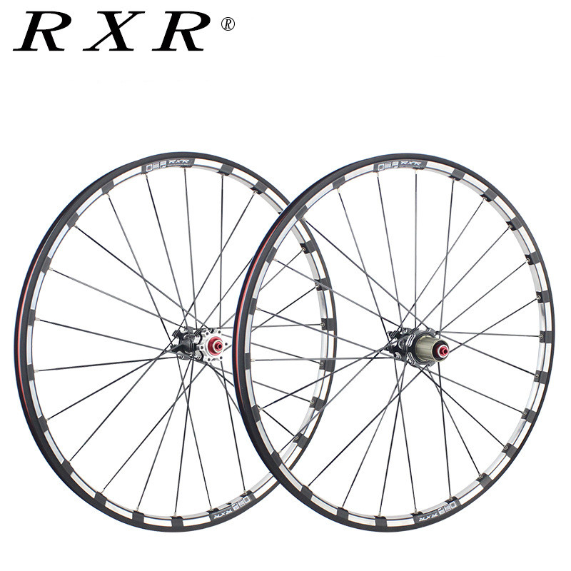MTB Mountain Bicycle Wheel 26/27.5 inch Hubs Disc brake wheels 5 bearing wheels 8/9/10/11 Speed Bicycle Parts eurobike 27 5 16 5inch carbon fibre city mountain bike 27 speed 27 5 inch wheel hydraulic brake complete mtb bicycle