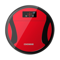 DIQEE Family Expenses Automatic Sweeping Robot Slim Sweep The Floor Mop One Machine Intelligent Mute Vacuum