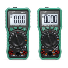 SNAKOL FY72/76mini multimeter digital multimeter auto range tester multimetre better than pm18c multi meter multitester DM90