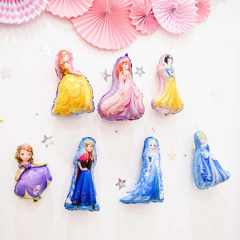 Detail Feedback Questions About 10pcs Mini Balloons Rapunzel Snow