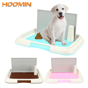 Image 1 - Lattice Dog Toilet Potty Puppy Litter Tray Pee Training Bedpan Toilet Easy to Clean Pet Toilet Pet Product