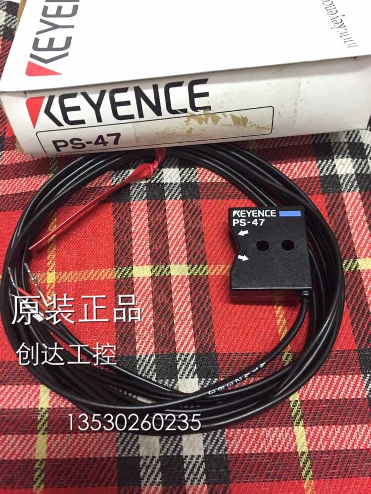 PS-47  Photoelectric Switch ps 05 ps 05t and ps 05r keyence photoelectric sensor
