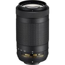 Nikon AF-P DX 70-300mm f/4.5-6.3G ED VR for D7200, D7100, D7000, D5500, D5300, D5200, D3400, D3300, D3200, D3100