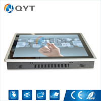 Intel I5 19 Industrial Compouter Capacitive Touch Screen Pc Resolution1280x1024 With 1 8GHz 2GB DDR3 32G