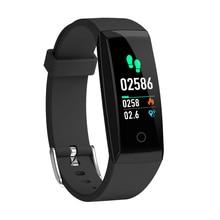 W8 Couple Smartband Waterproof Sport Bracelet Blood Pressure Bluetooth 4.0 Watch Activity Tracker Support SMS Twitter Facebook