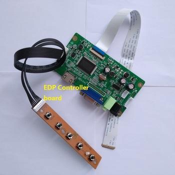 Dla B116XTN02 3 HW0A sterownik monitora LED EDP LCD 11 6 #8222 DIY EDP HDMI 30Pin 1366 × 768 ekran wyświetlacza zestaw płyty kontrolera VGA tanie i dobre opinie OPLY SONY Rohs PAVILION CN (pochodzenie) NV156FHM-N42 for display for NV156FHM-N42