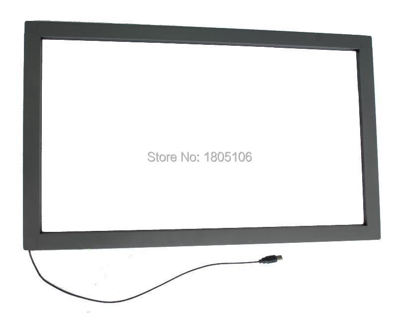 Por Ems 10 pcs 21.5 polegada 16:9 10 pontos de toque ir tela sensível ao toque (com vidro)