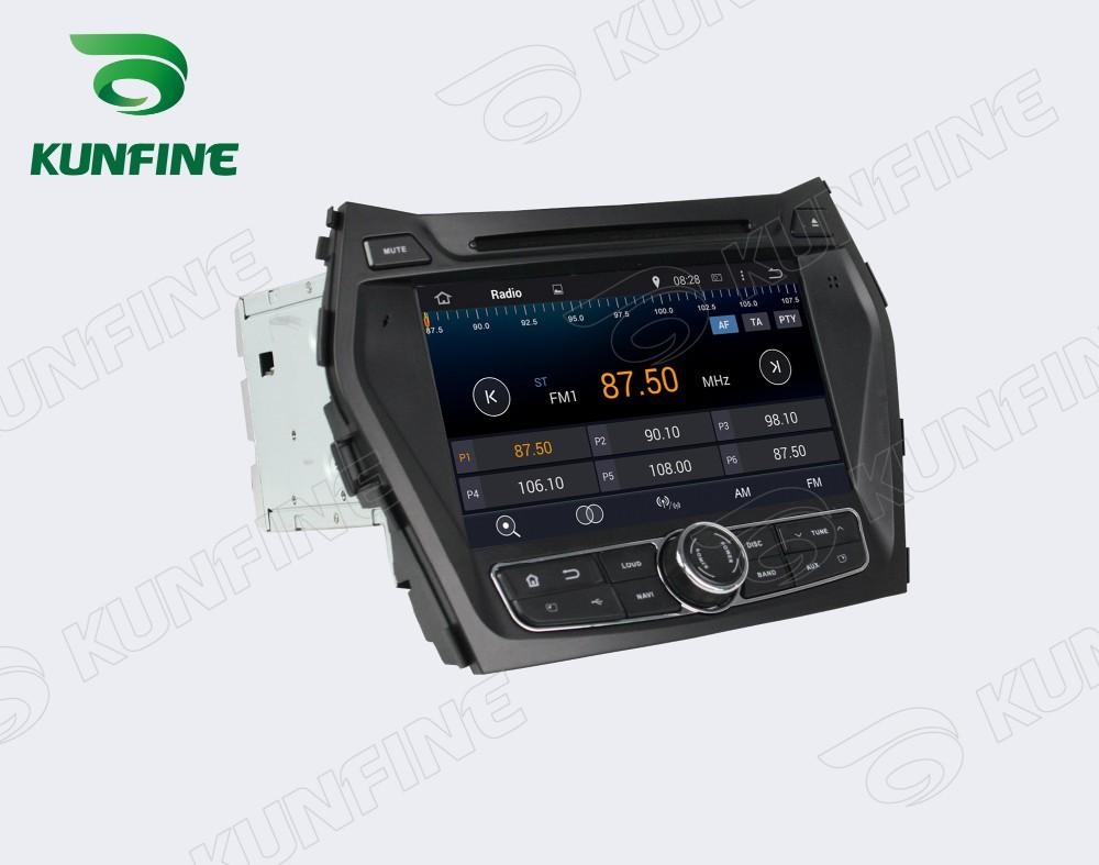 Car dvd GPS Navigation player for IX45 2013  8 inch E
