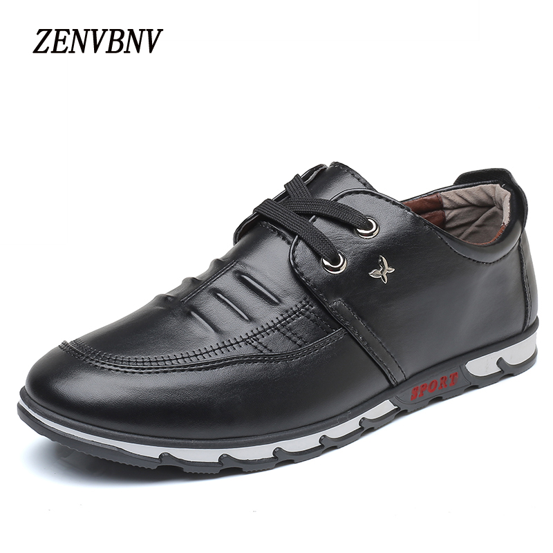ZENVBNV New 2018 Men Shoes Brand Flat Shoes Men Fashion Men Boots Summer Footwear Comfortable Men Casual Shoes Male Loafers