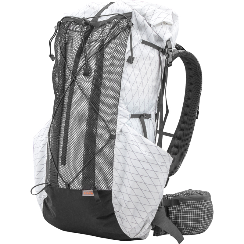 35L 45L Lightweight Durable Travel Camping Hiking Backpack Outdoor Ultralight Frameless Packs XPAC UHMWPE 3F UL