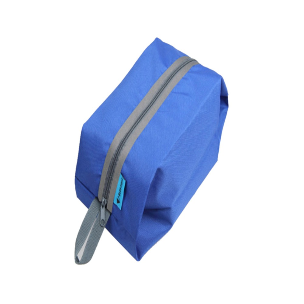 Folded Waterproof Outdoor Travel Storage Pouch Portable Shoe Bag For Hiking Camping