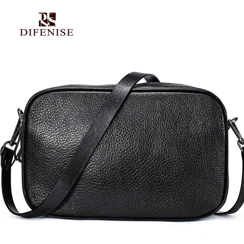 Difenise Women Handmade Genuine Leather Handbags Important Vegetable tanned cowhide leather Fashion Vintage England style Bags difenise vegetable tanned leather wallets vintage hollow out style womens fashion short clutch wallet high quality with gift box