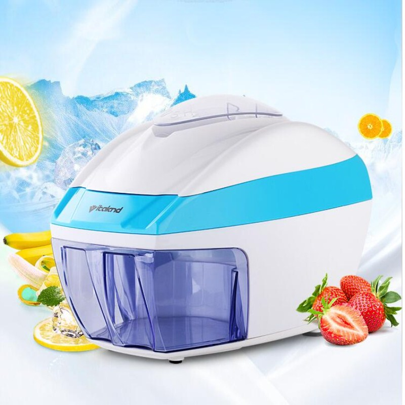 2017 Family use snow cone machine, electric ice crusher machine,smoothies machine,househould electric ice crusher