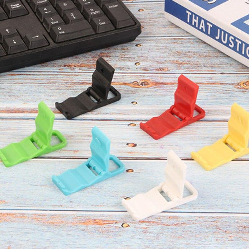 Desk Phone Holder for Mobile Stand Grip in desk Universal Adjustable Cell Mount