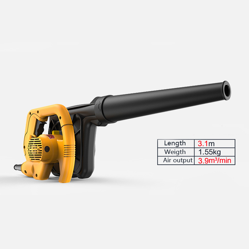 Newest 1200W 220V Strong Power 2 In 1 Blow And Suck Industrial Level Blower For Home Cleaning Car Blower Clean Computer Clean