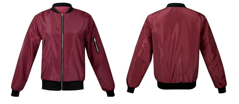 HTB1ke0fJ9zqK1RjSZFjq6zlCFXag 2019 Fashion Windbreaker Jacket Women Summer Coats Long Sleeve Basic Jackets Bomber Thin Women's Jacket Female Jackets Outwear