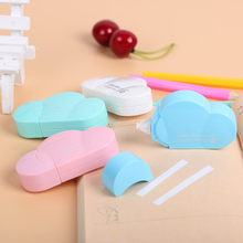2 PCS Cute Kawaii Clouds Mini Small Correction Tape Korean Sweet Stationery Novelty Office Kids School Supplies(China)