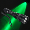 Green LED Flashlight 1 Mode XPE Q5 LED Torch linterna led lampe tactique for Hunting