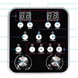 Image 5 - שימוש ביתי מיני 4 ב 1 פנים חמצן Jet O2 מכונה חמצן מים סילון לקלף פנים ציוד הידרו diomand dermabrasion יופי