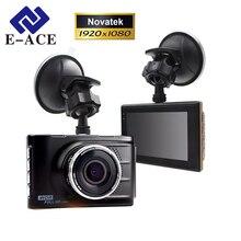 E-ACE Original Novatek 96223 Mini Car Dvr Full HD 1080P Digital Video Recorder Dash Camcorder Camera Registrator Night Vision
