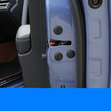 lsrtw2017 PVC car door screw cover for subaru legacy brz forester xv outback impreza