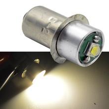 1pcs P13.5s PR2 PR3 4300K CREEXPG 5V 6V 12V 18V 24V Maglite LED Bulb Magnum Torch FLAHSLIGHT Warm White