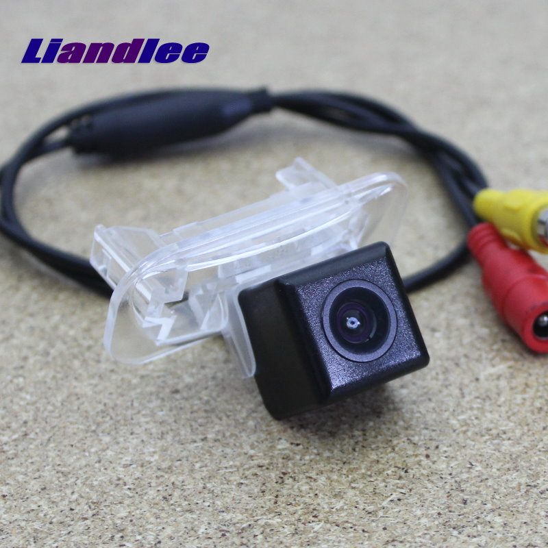 Liandlee Reverse Rear View Camera For <font><b>Mercedes</b></font> Benz <font><b>B150</b></font> B160 B170 B180 B200 / Car Parking Camera / Night Vision image