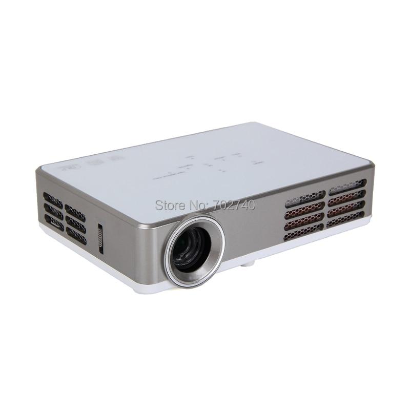Full Hd Smart Dlp300b Mini Projector Lcd 3d Home Theater: 2017 New DLP Technology WiFi 6200 Lumens 3D Mini Projector